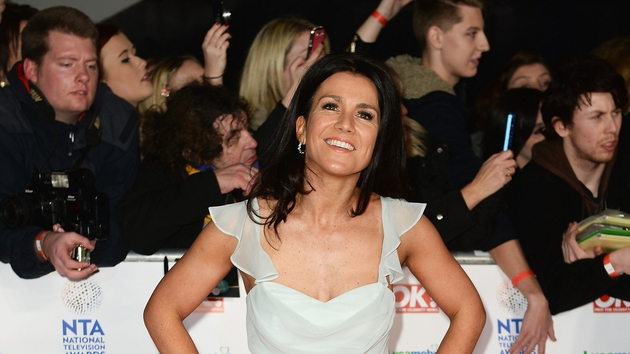 Susanna Reid parted ways with her long-term partner