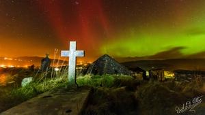 Green Hill Graveyard, Buncrana, Co Donegal (Pic: David Porter)