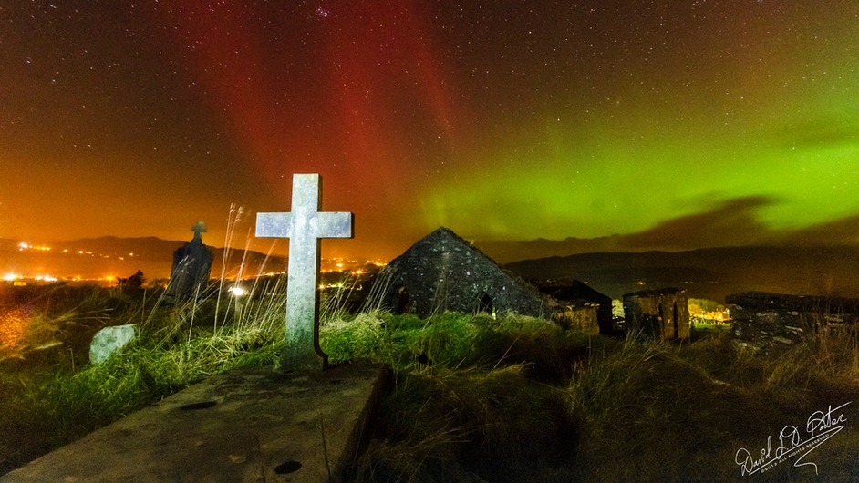 Green Hill Graveyard, Buncrana, Co Donegal (Pic: David Porter)