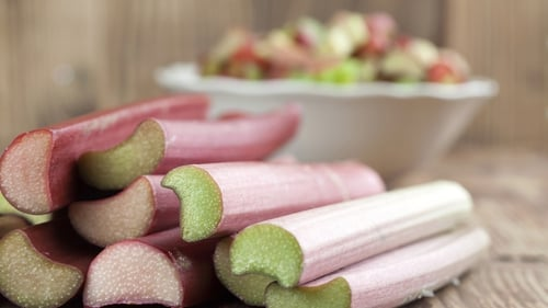 Eunice Power's Rhubarb and Custard Tart