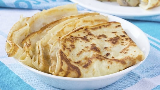Neven's recepies - Pancakes - Various