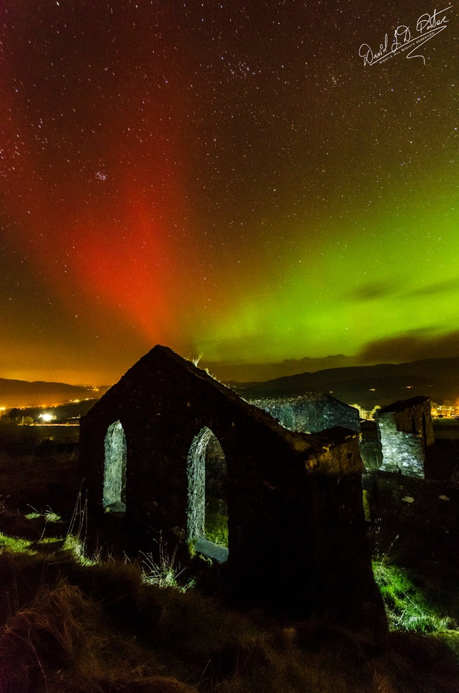 Green Hill Church, Buncrana (Pic: David Porter)