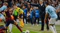 Pellegrini banned for two matches for ref comments