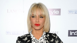 Sarah Harding admits that she has 'a naughty cupboard at home'