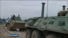 Ukraine accuses Russia of military invasion and occupation