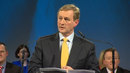 Poll suggests FG and SF support is level at 22%