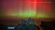 Aurora Borealis puts on spectacular overnight display