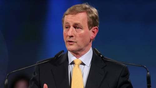 Enda Kenny said he would be flattered to be offered the Presidency of the European Council