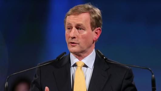 Toghchán 2014:Seán Kelly MEP Feisire Eorpach , Fine Gael .
