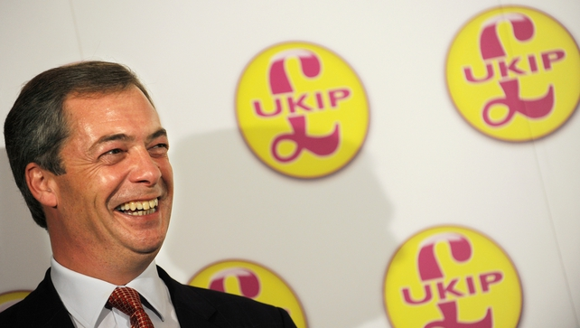 Nigel Farage has predicted 25% of MEPs elected to the European Parliament will be 'vehemently Eurosceptic'
