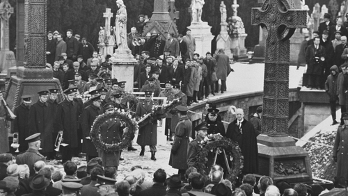 Roger Casement told family members he did not wish his body to remain in the prison and his remains were reinterred in Glasnevin Cemetery, Dublin