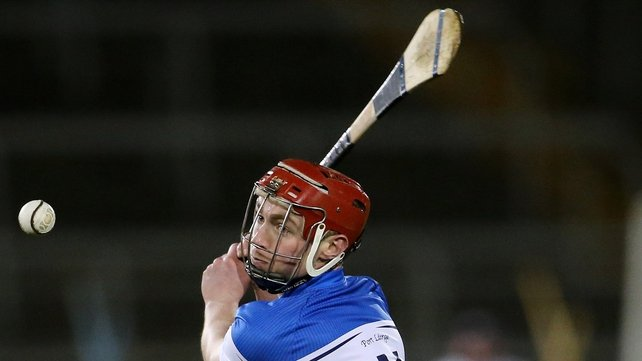 Pauric Mahony, in action here for Waterford, was instrumental in Waterford IT's win