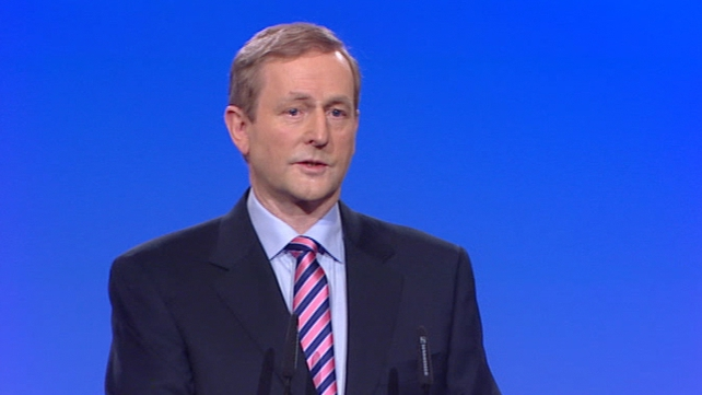 The Taoiseach said people who had tried to play politics with the institutions should hang their heads in shame