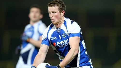 Kevin Meaney's goal was the turning point for Laois