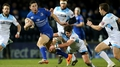 Leinster go top with battling win over Warriors