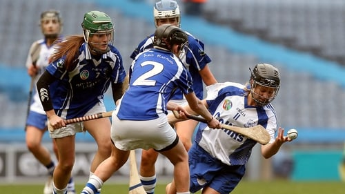 Milford joined a select group of teams when the retained the AIB All-Ireland senior club camogie title