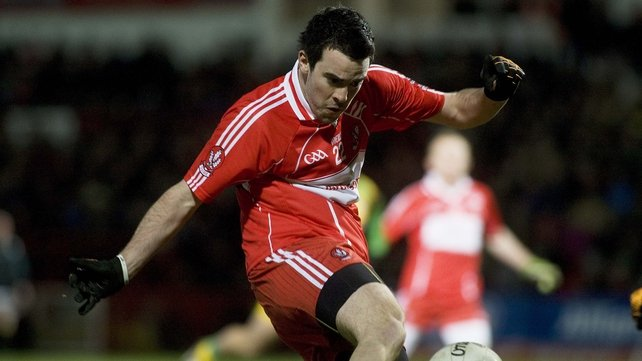 Cailean O'Boyle was among the goals for Derry