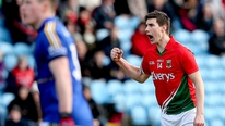 Mayo forward is hoping his side can kick-on following their opening League victory over Kerry