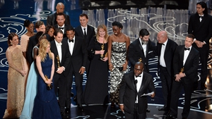 12 Years a Slave also won Best Adapted Screenplay