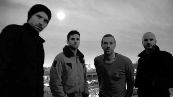 Coldplay ready for Ghost Stories on May 16
