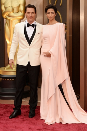 Matthew McConaughey, Camilla Alves