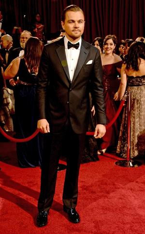 Best Actor: Leonardo DiCaprio, The Revenant