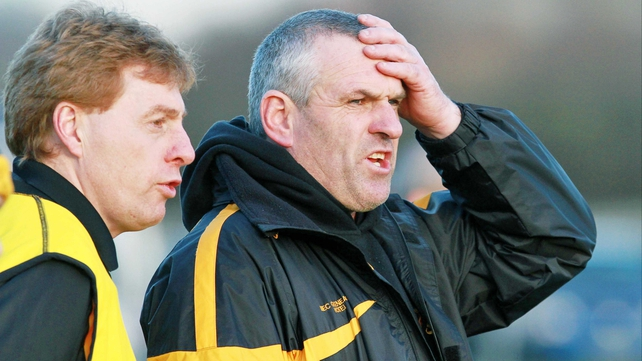 Vince Casey and Noel O'Leary have parted company with Dr Crokes
