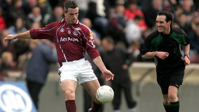 Padraic Joyce was central to Galway's success in the late 1990s and early 2000s