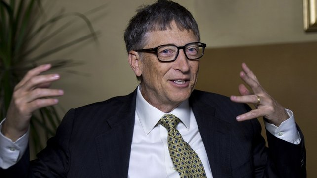 Bill Gates went back to the top of Forbes's world's billionaires list