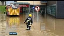€40m repair bill for floods at Letterkenny General Hospital