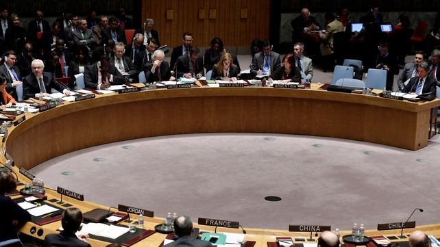 The UN Security Council is holding its third emergency meeting in four days on Ukraine