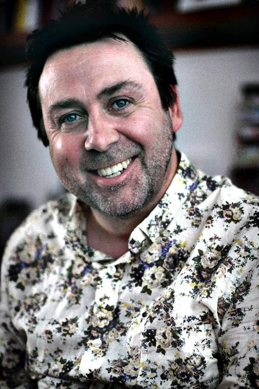 Comedian Sean Hughes
