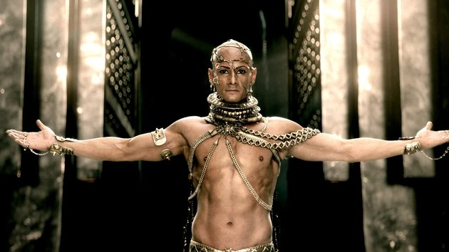 King-God Xerxes is back