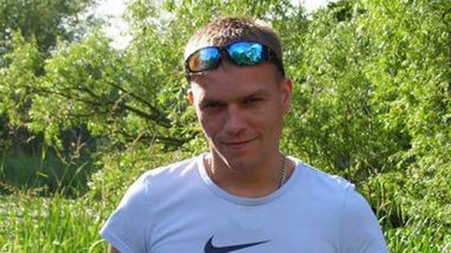 Ramunas Sinica died in the blaze
