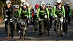 The An Post Sean Kelly cycling team will take part in the An Post Ras in May