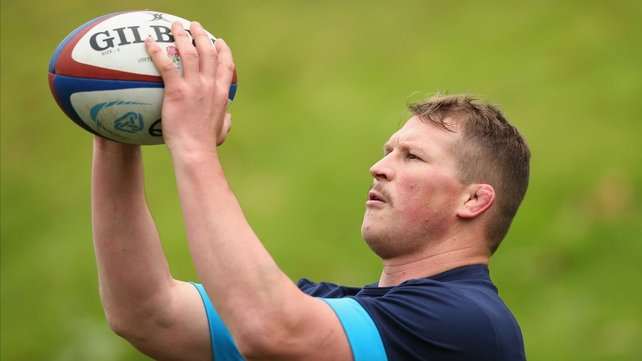 Dylan Hartley: 'If you see a big man being stopped, psychologically that's huge'
