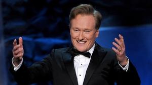 """O'Brien - """"I am honoured to announce I am hosting MTV's second most prestigious awards show"""""""