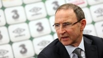 Ireland Manager Martin O'Neill give his reaction to his first defeat as Ireland manger