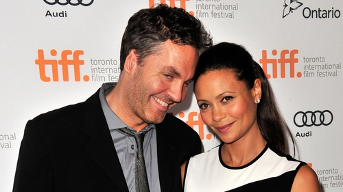 Thandie Newton and husband Ol Parker welcome baby boy