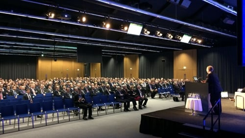 Ireland Strategic Investment Fund holds its first 'market engagement' event at Dublin Castle