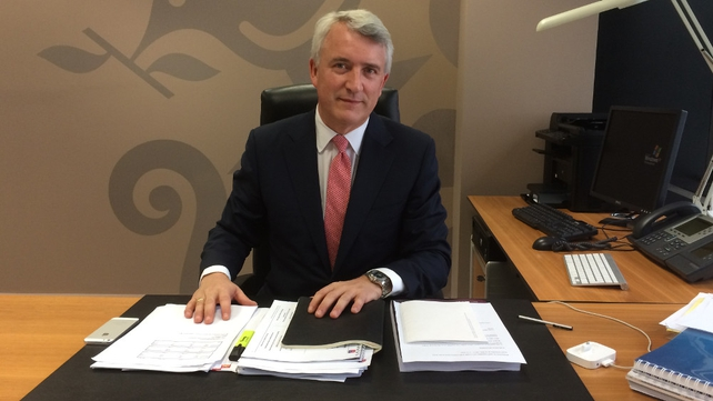 AIB's CEO David Duffy to stay on in the position