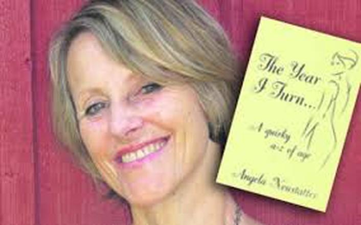 Writer Angela Neustatter