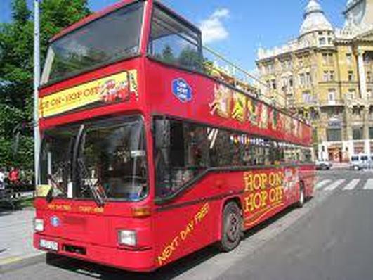 Hop On Hop Off Bus Tour of Dublin