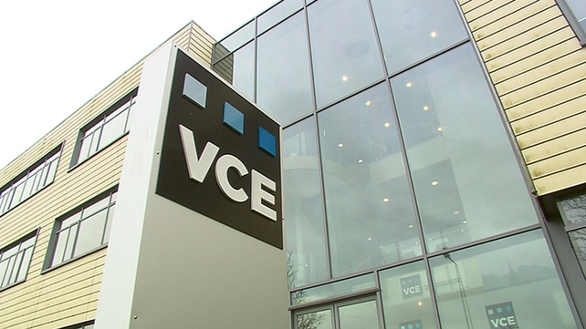 VCE says it hopes to employ more than 250 people in Cork by 2015
