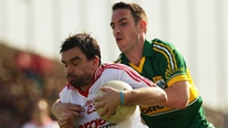 Ryan McMenamin on Tyrone's rebuilding and the early-season Gaelic football form