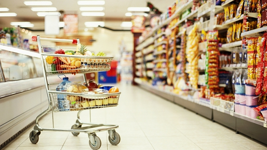 Supermarket Psychology and Pricing Wars