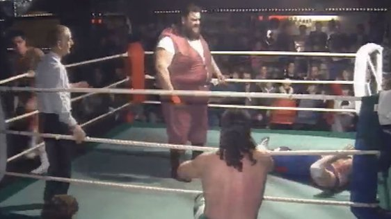 Giant Haystacks in Cavan, 1989