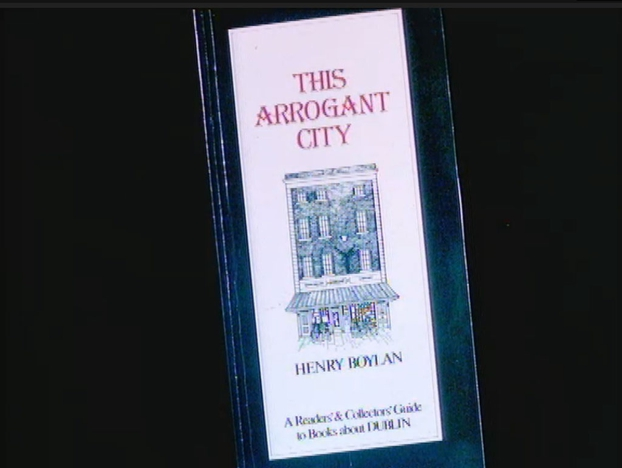 This Arrogant City by Henry Boylan
