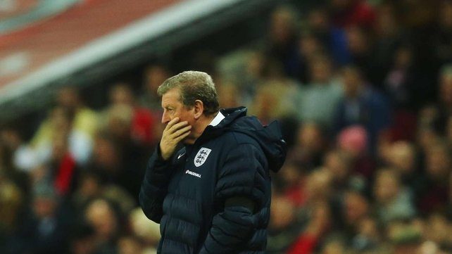 Roy Hodgson will name an initial 30-man squad on 13 May