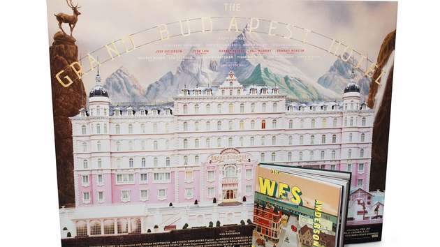 The Grand Budapest Hotel - In cinemas now